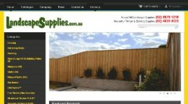Fencing Blacktown - Landscape Supplies and Fencing