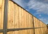 Lap and Cap Timber Fencing Landscape Supplies and Fencing