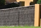 Blacktown Thatched fencing 3