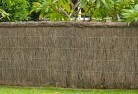 Blacktown Thatched fencing 4